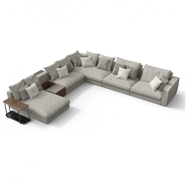 Giorgetti divano modulare Skyline